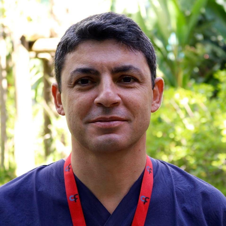 Gastrenterologista Ricardo Rio-Tinto
