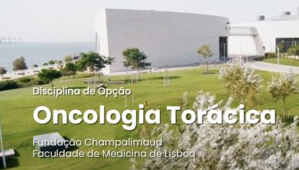 Oncologia Torácica - Disciplina de Opção
