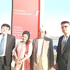 2013: Nepal Netra Jyoty Sangh (NNJS), Eastern Regional Eye Care Programme, Lumbini Eye Institute e o Tilganga Institute of Ophthalmology